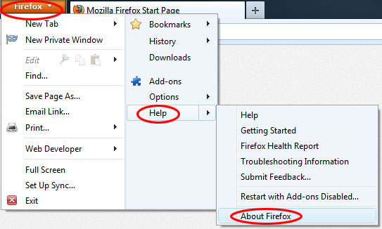 How to Always Start Mozilla Firefox in Private Browsing