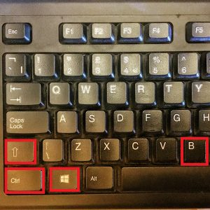 Version 1803 keyboard tip